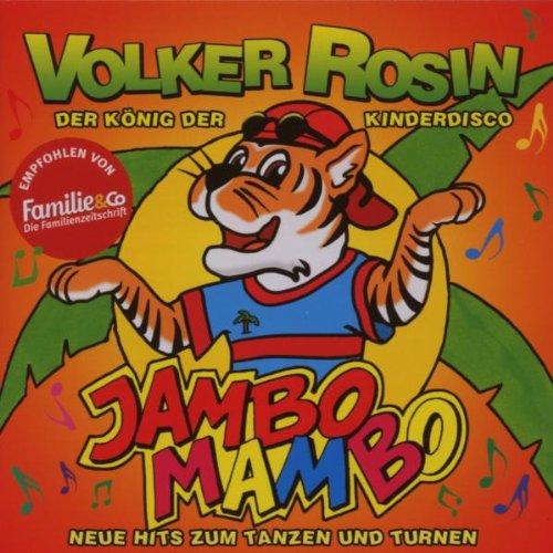 Jambo Mambo-Neue Hits Zum Tanzen und Turnen