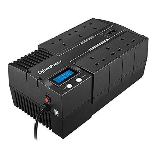 CyberPower BRICs LCD Sistema de alimentación ininterrumpida (UPS) 6...