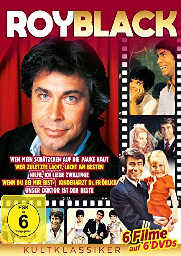 Roy Black - Kultklassiker [6 DVDs]