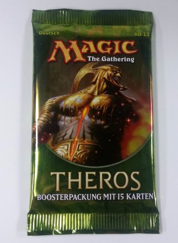 Magic Theros Booster [Import allemand]