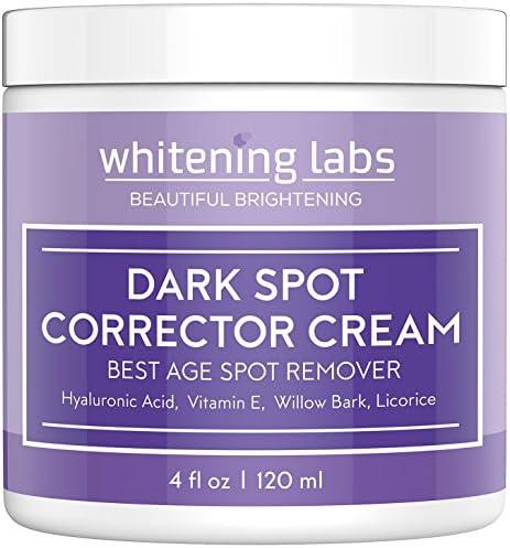 Dark Spot Corrector Face Body Cream Spot Fade Remover Diminisher for Men and Women 4 OZ product image