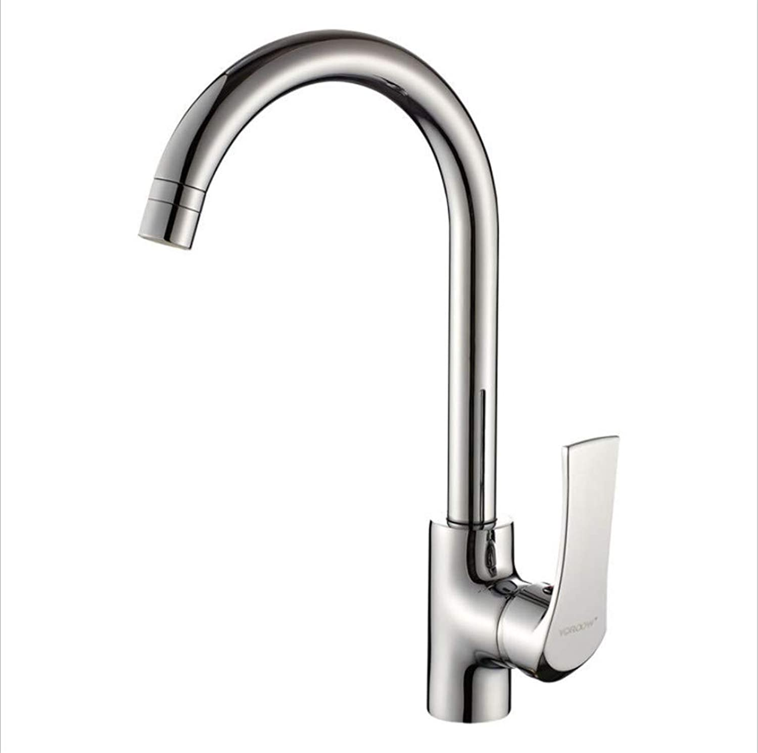 Kitchen Sink Taps Bathroom Taps Kitchen Faucet Wash Basin Hot and Cold Water Tank Copper Tap Environmental Predection Faucet.
