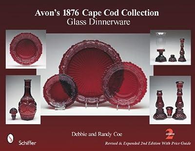 Avon's 1876 Cape Cod Collection: Glass Dinnerware