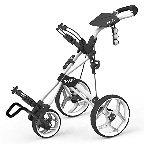 Clicgear Kid 's rv3j Rovic Trolley – Weiß