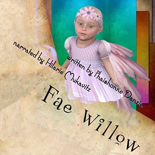 Fae Willow audiobook cover art