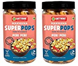SATTVIKO MAGIC : Makhana superpops is a super food which is 100% natural, protein rich, home grown, vegan, gluten free and wheat free. High in Nutrients, low in cholesterol, no trans fat and sodium. Makes it an ideal dry snack to satiate your hunger ...