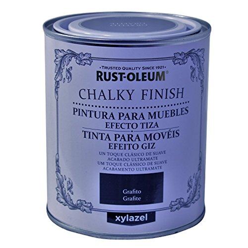 Rust-Oleum 4081303 Pintura, Grafito, 750 ml (Paquete de 1)