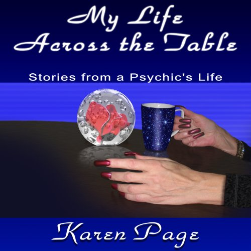 My Life Across the Table audiobook cover art