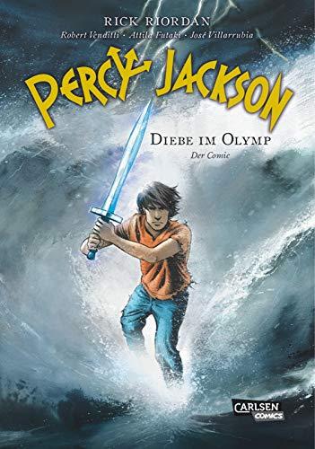 Percy Jackson (Comic) 1: Percy Jackson - Diebe im Olymp (Comic) (1): Der Comic
