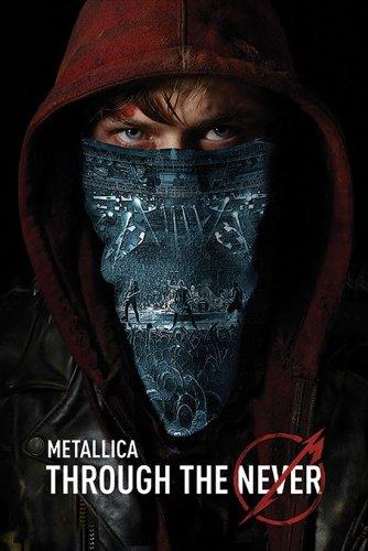 Metallica Through The Never Maxi - Póster (texto en inglés), multico