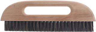 CAJHFIZHANGU 1 st stor tapet utjämningsborste tapet hängande verktyg med trähandtag tapet klisterborste för tapeter