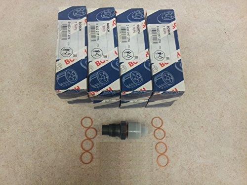 Set of 8 BRAND NEW BOSCH OEM 6.5l Turbo Diesel Fuel Injectors 0432217276