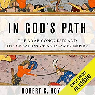In God's Path audiobook cover art