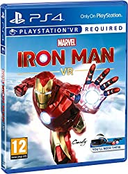 Don the PlayStation VR headset to suit up as the Armoured Avenger in an original Iron Man adventure! Using two PlayStation Move motion controllers fire up Iron Man's Repulsor Jets and blast into the skies with an arsenal of iconic Iron Man gear at yo...