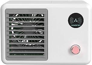 Persoonlijke airconditioner, draagbare airconditioner, persoonlijke USB-luchtkoeler, persoonlijke luchtkoeler met luchtbev...