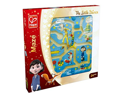 Hape - Labyrinth Puzzles in Bunt