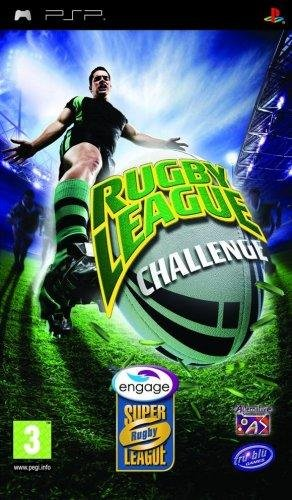 Rugby League Challenge Game PSP [Sony PSP] [UK Import]