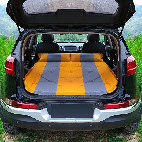zihui Auto automatische opblaasbare matras auto bed luchtkussen bed dubbele stoom kussen verdikt draagbare opklapbare bed luchtbed