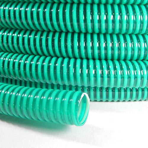 Preisvergleich Produktbild Saugschlauch Spiralschlauch Förderschlauch Pumpenschlauch (Meterware) 50mm