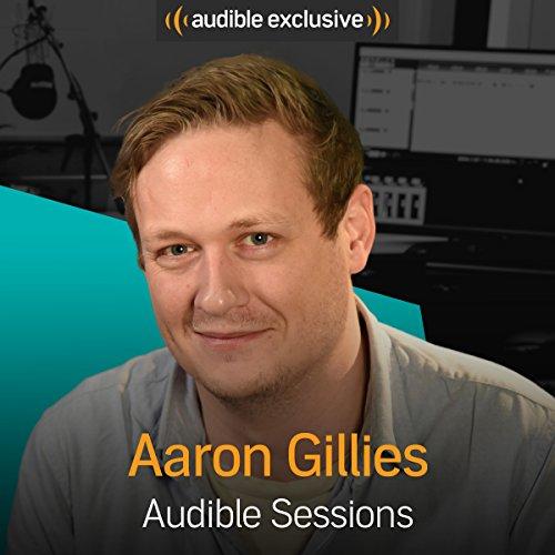 Aaron Gillies audiobook cover art
