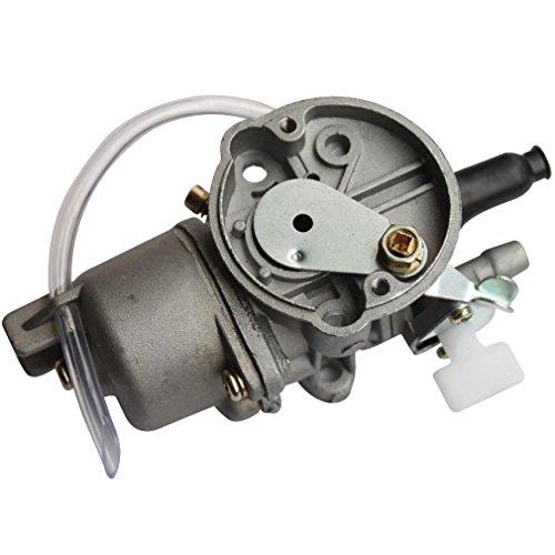 GOOFIT PZ13 13mm Vergaser Vergaseranlagen Ersatz für 2-Takt 40-6 44-6 47cc 49cc Pocketbike 47ccm 49ccm 50ccm Pocket Bike Motor Mini Quad ATV Dirt Bike