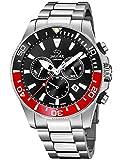 orologio Uomo Analogico Al quarzo con cinturino in Acciaio INOX J861/5
