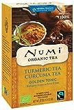 Numi Tea (TURMERIC TEA) Golden Tonic 12ct x 37.2g