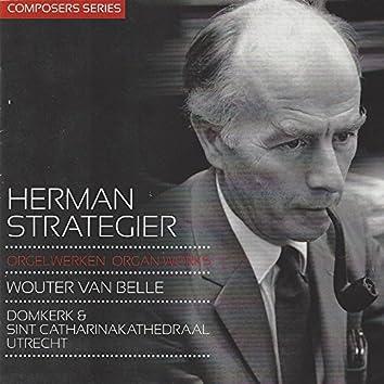 Herman Strategier: Organ Works