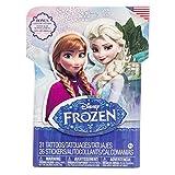 Savvi (57 Piezas de Pegatinas y Tatuajes de Frozen, Paquete de Recuerdos de Fiesta temporales y Pegatinas para niños