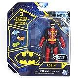 DC Tech Suit Robin 4-inch Action Figure - 1st Edition