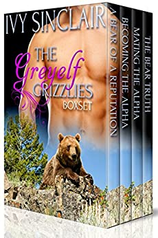 The Greyelf Grizzlies Box Set by [Ivy Sinclair]