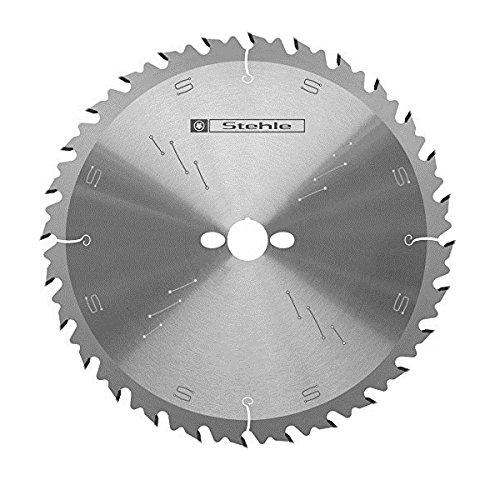 Stehle HW ZW Zuschneid-Kreissägeblatt 400x3,5/2,5x30mm Z=36 Wechselzahn mit Spandickenbegrenzung