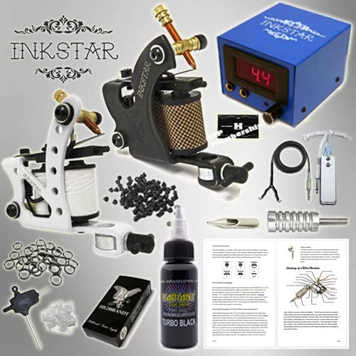 Complete Tattoo Kit Inkstar 2 Set Machine High quality Sale special price new Maker Gun Professional