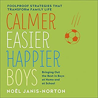 Calmer, Easier, Happier Boys cover art