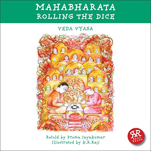 Mahabharata: Rolling the Dice  By  cover art