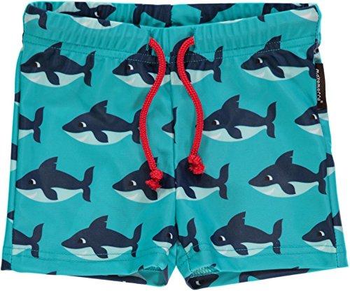 Maxomorra Boy Badehose Shark 74/80
