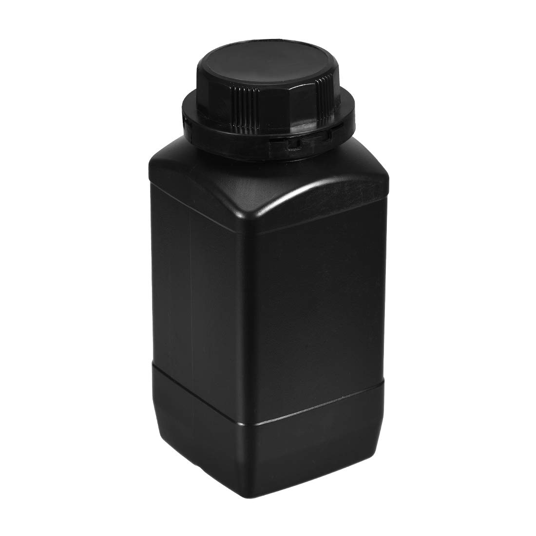 uxcell Plastic Lab Chemical Selling Reagent 34oz 1000ml Wide Jacksonville Mall Mo Bottle