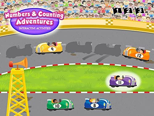Lakeshore Numbers Counting Adventures Activities Single License CD ROM product image