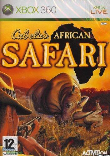 Cabela's African Safari Japan's Popular overseas largest assortment Xbox by 360 Diverse