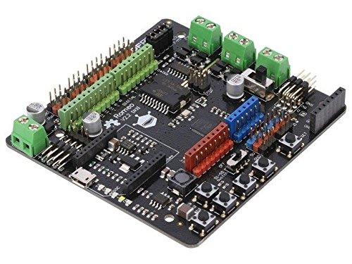 DF-DFR0225 Controller robot control ATMEGA32U4 6÷23VDC Anal.in12 DFR0225