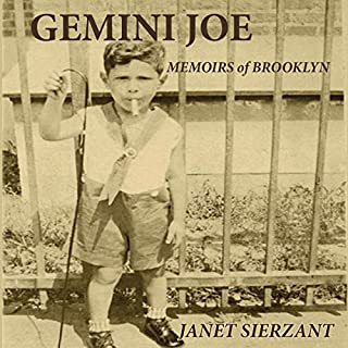 Gemini Joe: Memoirs of Brooklyn audiobook cover art