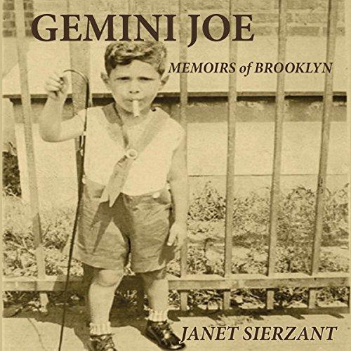 Gemini Joe: Memoirs of Brooklyn audiobook cover art