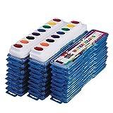 S&S Worldwide 43261-26426 Watercolor Mega Pack (Pack of 36)