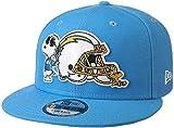 New Era 950 NFL Peanuts Loscha Reef Gorra, Unisex Adulto, Med Blue, SM