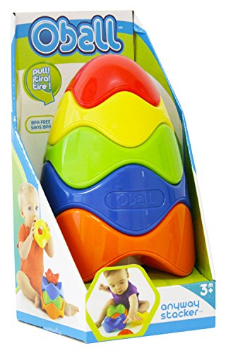OBALL Oball Anyway sport enfant, multicolore