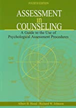 Assessment in Counseling : A Guide to the Use of Psychological Assessment Procedures