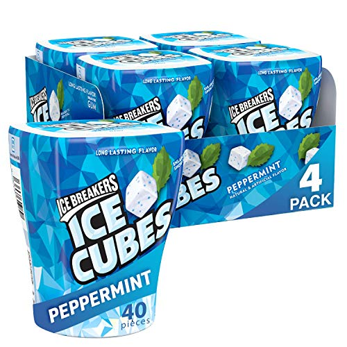 Top peppermint ice cubes gum for 2020