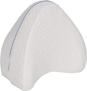 Walmeck Contour Legacy Leg Pillow Slow Rebound Pillow Knee Pillow for Side Sleeping