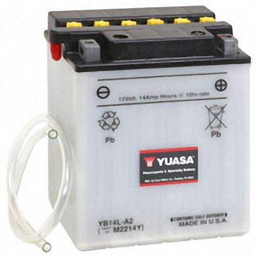 Yuasa YUAM2214Y YB14L-A2 Battery