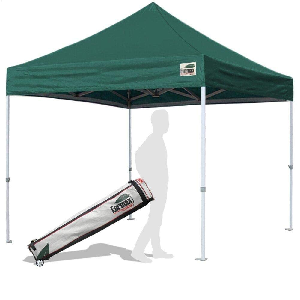 Commercial 10 Ft. W Our shop OFFers the best service x Max 71% OFF Steel D Canopy Pop-Up